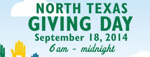 2014 North Texas Giving Day