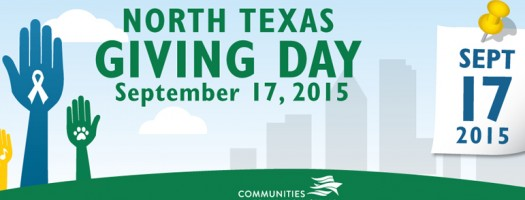 North Texas Giving Day 2015