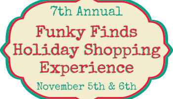 7th Annual Funky Finds Volunteers Needed!
